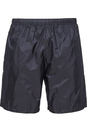 Prada Men Swim Shorts - Nylon swim trunks