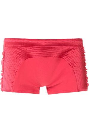 AMIR SLAMA Men Swim Shorts - Panelled trunks