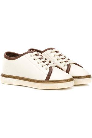 PèPè Lace-up sneakers - Neutrals