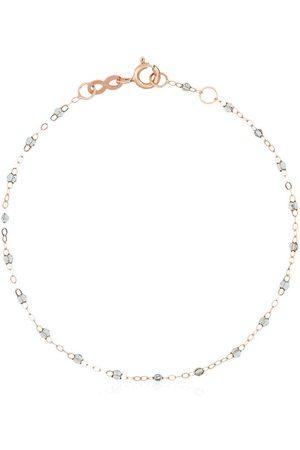 GIGI CLOZEAU 18kt rose beaded bracelet - /