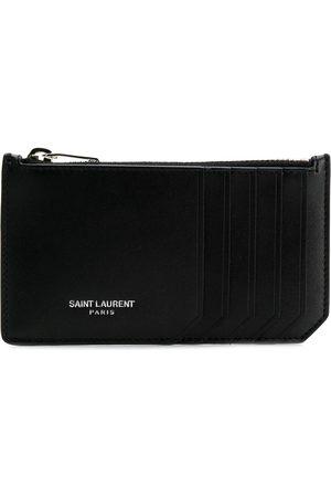 Saint Laurent Men Purses & Wallets - Paris 5 Fragments zip pouch