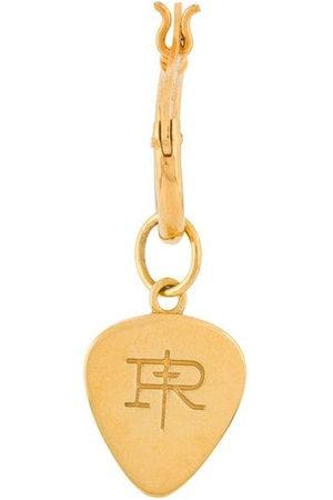 TRUE ROCKS Women Necklaces - Plectrum hoop earring
