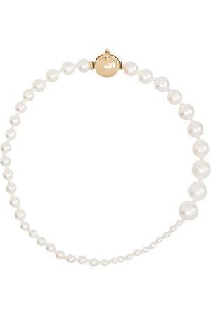 SOPHIE BILLE BRAHE 14kt yellow gold pearl bracelet