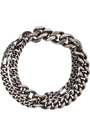 WERKSTATT:MÜNCHEN Double chain bracelet