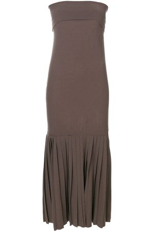 ROMEO GIGLI Strapless dress