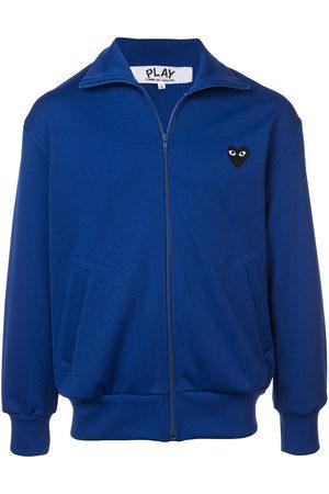Comme Des Garçons Play Heart logo track jacket