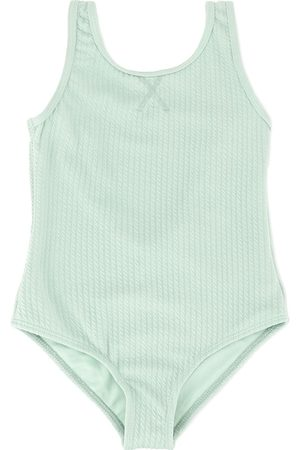 Duskii Aya textured swimsuit