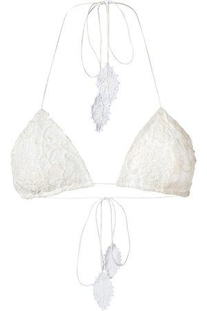 MARTHA MEDEIROS Célia lace bikini top