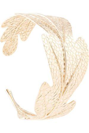 Karen Walker Oak leaf bracelet