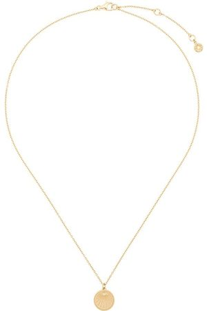 Astley Clarke Women Necklaces - Sunrise Celestial pendant