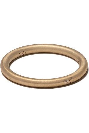 Le Gramme 18kt brushed 3 Grams bangle ring