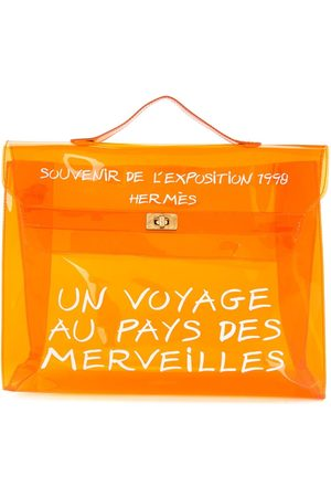 Hermès Women Beach Bags - 1998 pre-owned vinyl Kelly beach bag