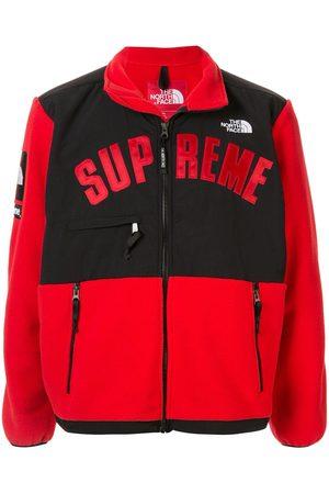 Supreme X The North Face arc logo denali fleece