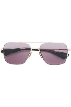 DITA EYEWEAR Sunglasses - Flight Seven navigator sunglasses - Metallic