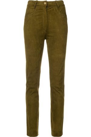 A.N.G.E.L.O. Vintage Cult 1980's suede trousers