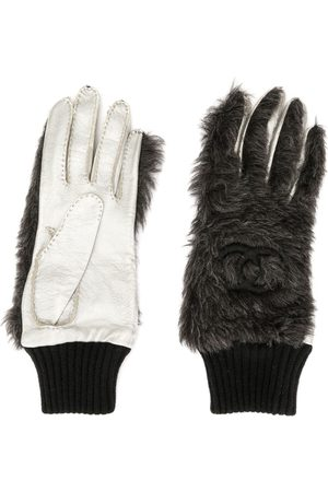 CHANEL Women Gloves - CC logos gloves
