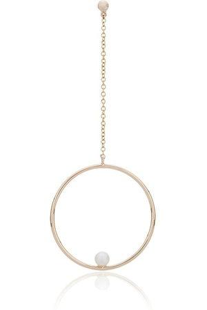 Anissa Kermiche Women Earrings - Rondeur perlee chain earring