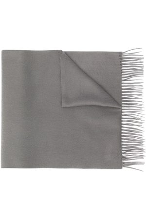 MACKINTOSH Scarves - Cashmere Embroidered Scarf | ACC-013/E