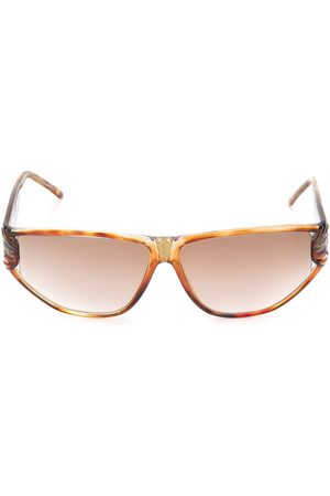 Givenchy Pre-Owned Women Sunglasses - Tortoise shell effect sunglasses