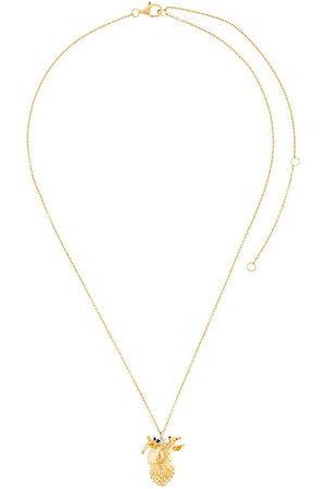 KASUN LONDON Forbidden Heart necklace - Metallic