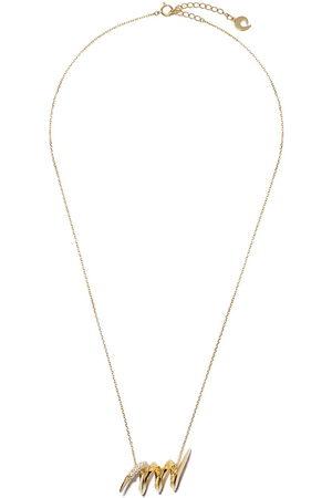 Tasaki 18kt Surge necklace
