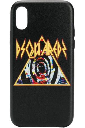 Dsquared2 Rock logo iPhoneX case