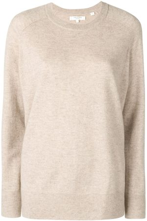 Chinti and Parker Slouchy cashmere sweater - Neutrals