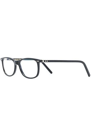 Lunor Rounded frame glasses