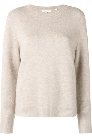 Chinti And Parker Women Jumpers - Boxy cashmere sweater - Neutrals