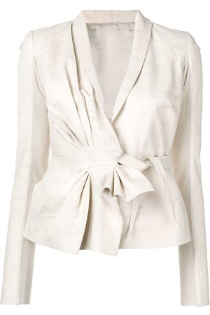 Rick Owens Gathered detail jacket
