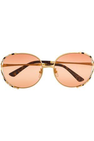 Gucci Sunglasses - Striped frame sunglasses