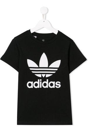 adidas Boys Short Sleeve - Logo T-shirt
