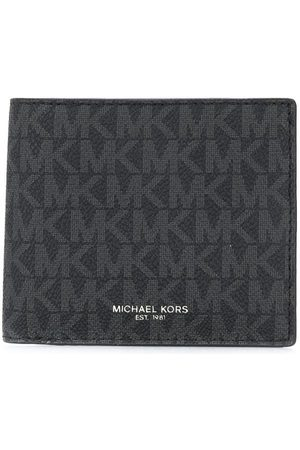 Michael Kors Men Purses & Wallets - Logo print billfold wallet