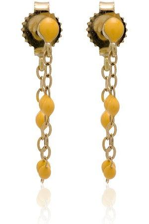 GIGI CLOZEAU 18kt gold Classic Gigi beaded earrings