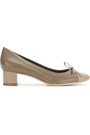 Sarah Chofakian Women Heels - Embellished pumps - Neutrals