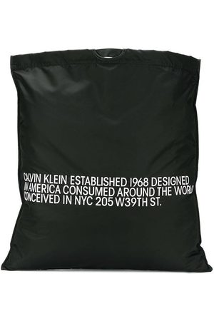 Calvin Klein Men Bags - Slogan tote bag
