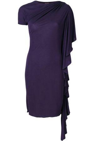 Jean Paul Gaultier Waterfall draped dress