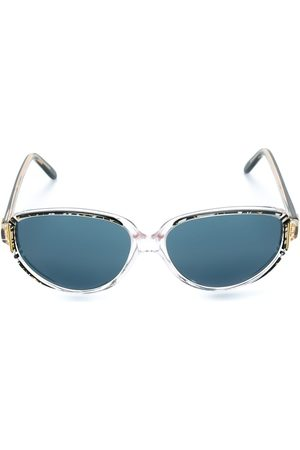 Givenchy Pre-Owned Marled effect sunglasses
