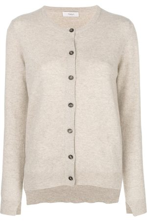 PRINGLE OF SCOTLAND Classic fitted cardigan - Neutrals