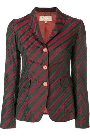 ROMEO GIGLI Women Blazers - Diagonal striped blazer