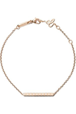 Chopard 18kt rose Ice Cube Pure bracelet - FAIRMINED ROSE