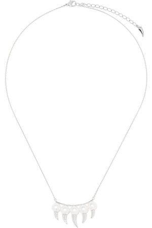 Tasaki 18kt diamond Danger Fang necklace