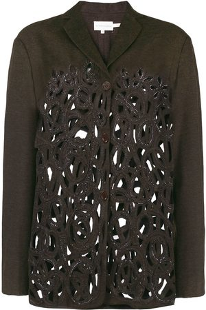 ROMEO GIGLI Cutout fitted jacket