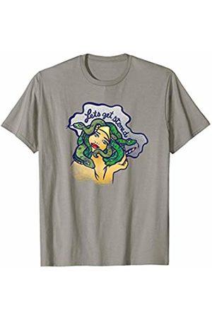 SnuggBubb Let's get stoned Medusa 420 T-Shirt