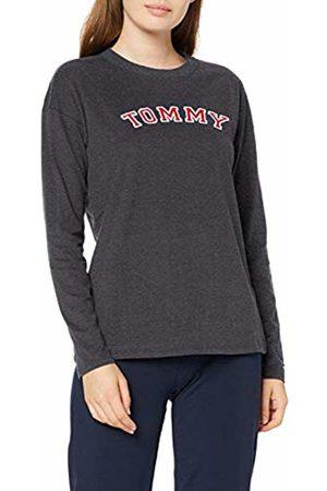 Tommy Hilfiger Women's Cn Tee Ls Pyjama Top, ( 091)