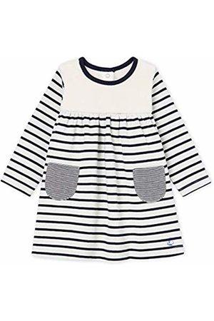 Petit Bateau Baby Girls' Robe Ml_5045901 Dress