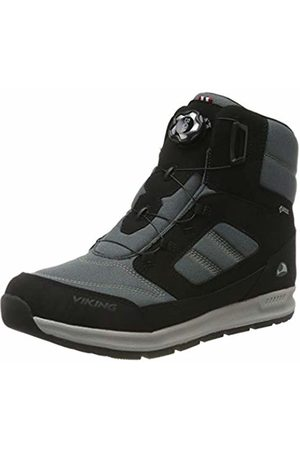Viking Unisex Kids' Tryvann Boa GTX Snow Boots, ( /Charcoal 277)