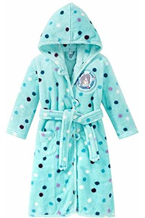 Schiesser Girls' Ponyhof Bademantel Dressing Gown