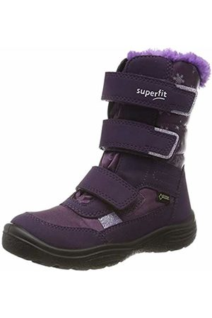 Superfit Girls' Crystal Snow Boots, Lila 90