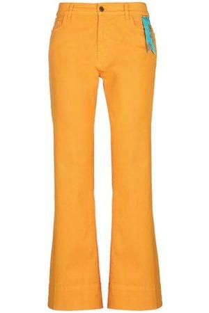 THE GIGI Women Wide Leg Trousers - TROUSERS - Casual trousers